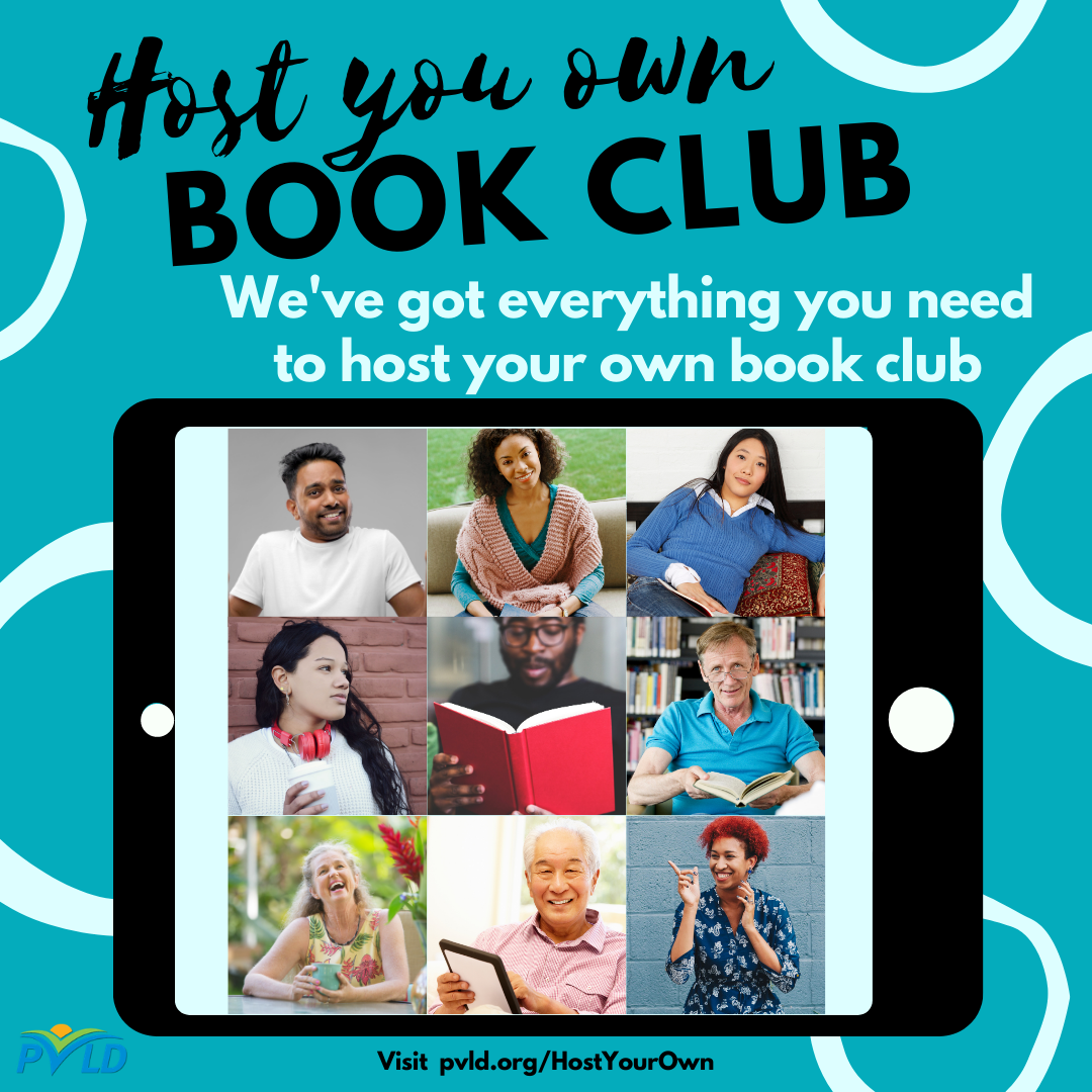 Host Your Own Book Club