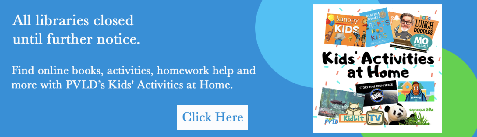 Kids' Activities at Home