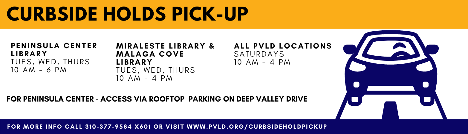 Curbside Pickup available now!