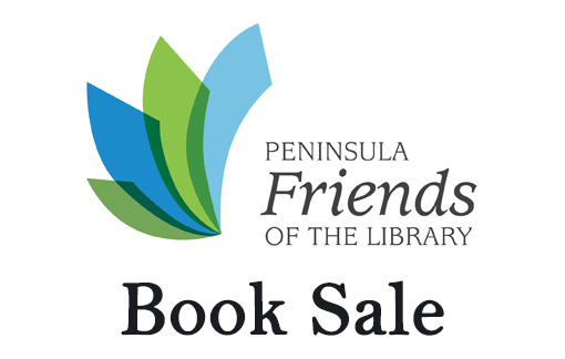 Peninsula Friends of the Library Book Sale